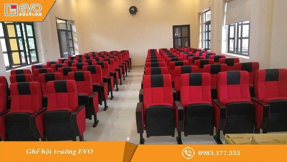 Dự án ghế hội trường tại UBND xã Tân Việt, tỉnh Quảng Ninh (1)