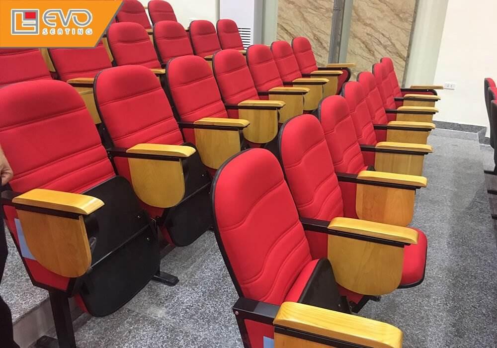 Hội trường UBND huyện Hòa Lạc - tỉnh Hòa Bình (2)