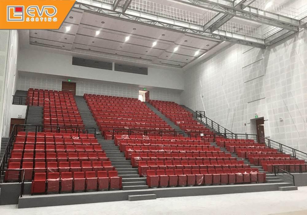 Dự án ghế hội trường tại nhà hát Vĩnh Long (2)