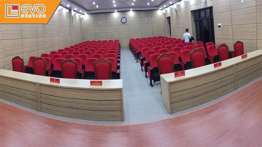 Dự án ghế hội trường Công an Thành phố Hạ Long (2)