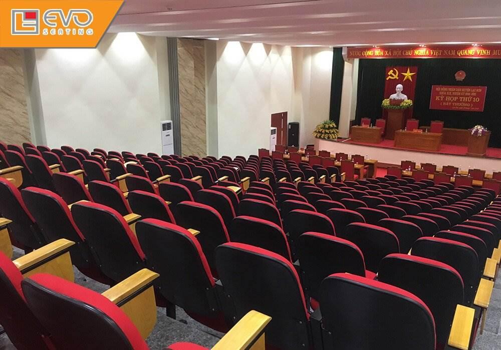 Hội trường UBND huyện Hòa Lạc - tỉnh Hòa Bình (3)