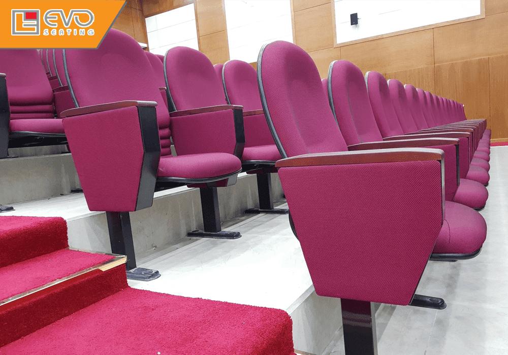 Dự án ghế hội trường tại bệnh viện Trung ương Thái Nguyên (2)