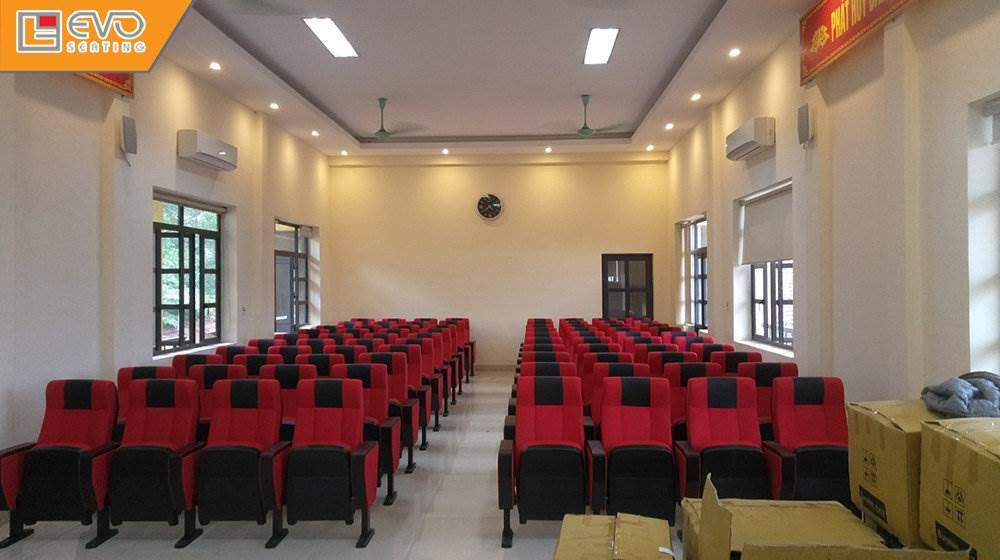 Dự án ghế hội trường tại UBND xã Tân Việt, tỉnh Quảng Ninh (3)