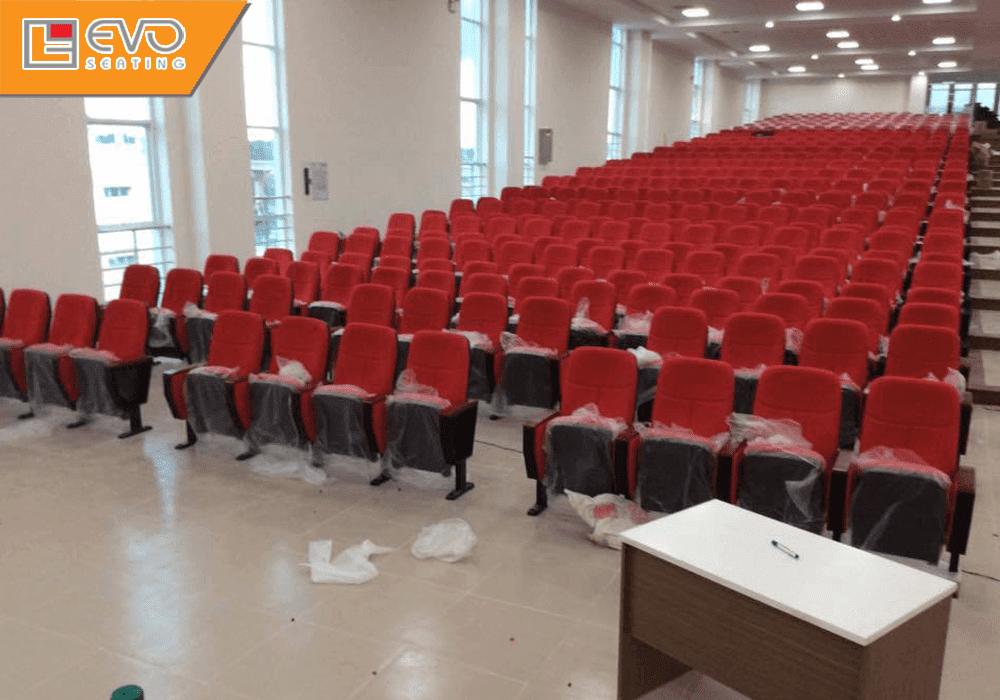 Dự án ghế hội trường đại học HUTECH - Thành phố HCM (3)