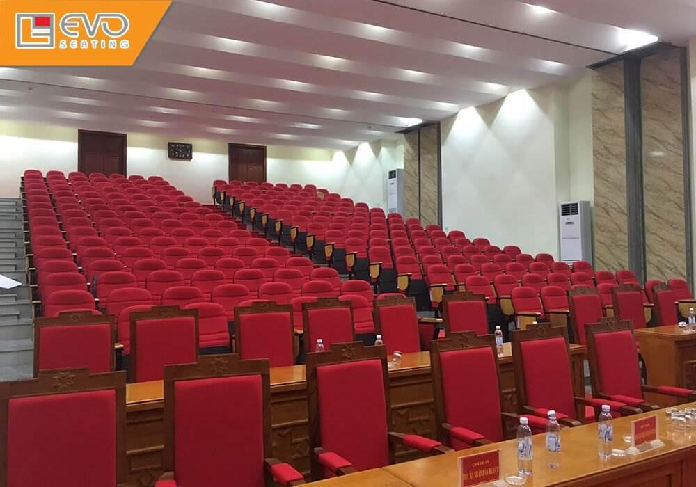 Hội trường UBND huyện Hòa Lạc - tỉnh Hòa Bình (4)