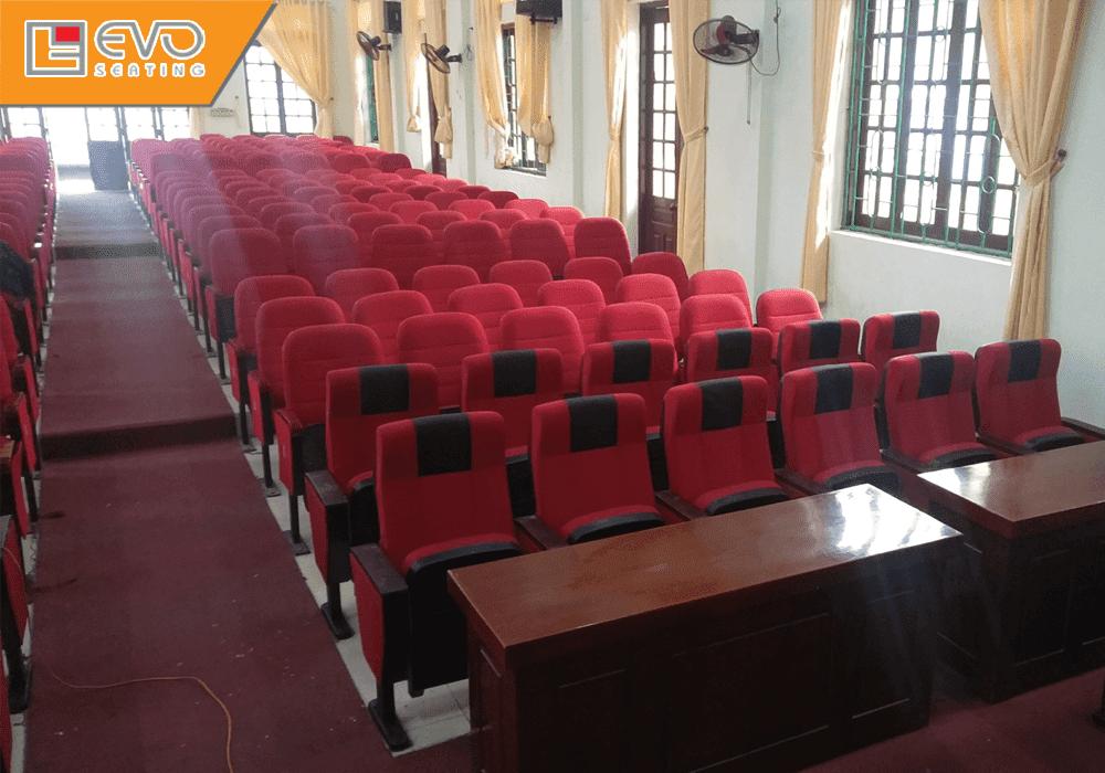 Dự án ghế hội trường tại Phường Sao Đỏ - Chí Linh - Hải Dương (3)