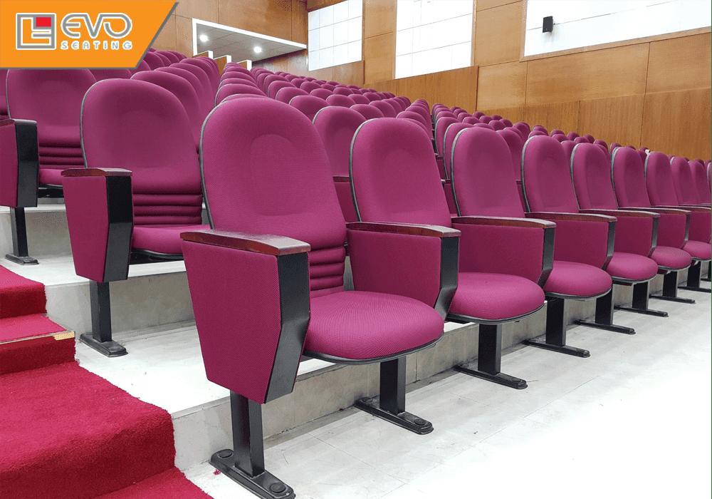 Dự án ghế hội trường tại bệnh viện Trung ương Thái Nguyên (3)