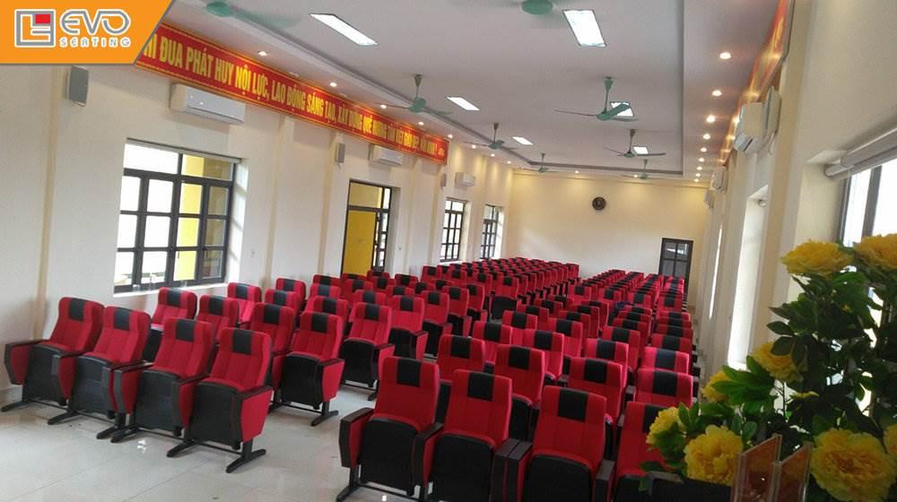 Dự án ghế hội trường tại UBND xã Tân Việt, tỉnh Quảng Ninh (4)