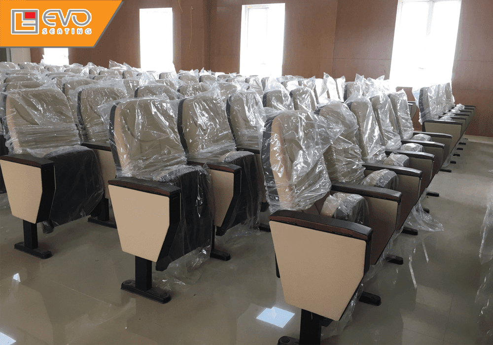 Dự án ghế hội trường tại Ngân hàng Nông nghiệp và Phát triển Nông Thôn Sóc Sơn (4)