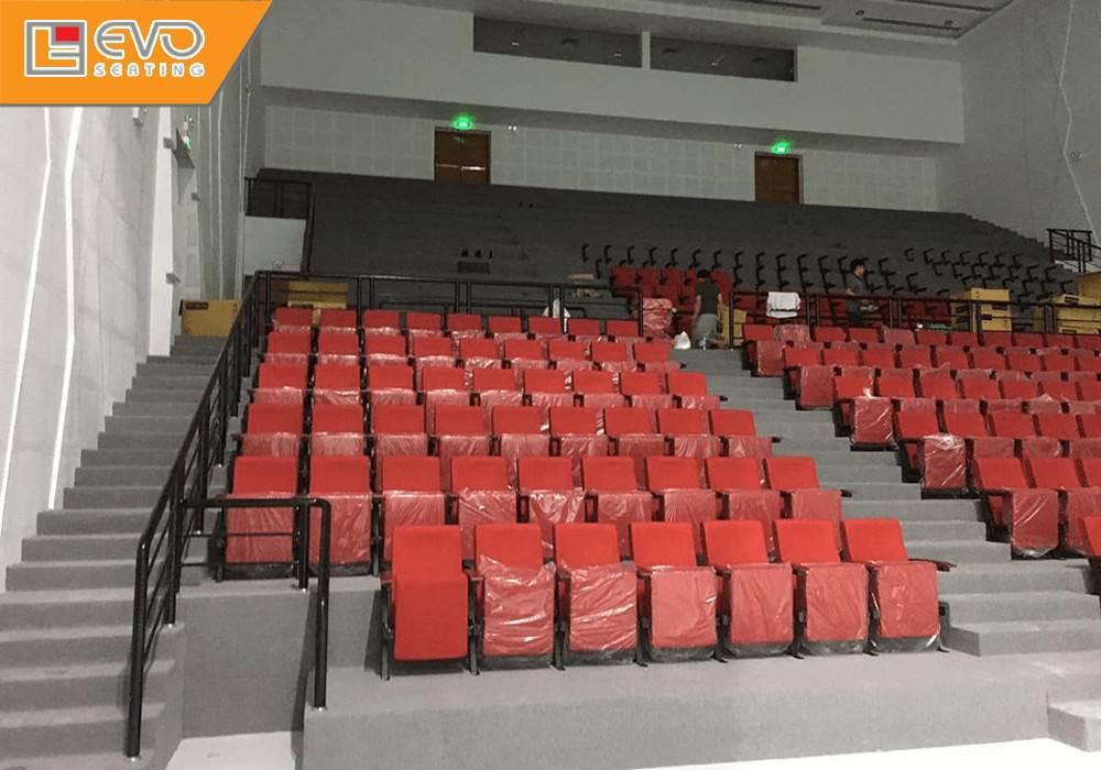 Dự án ghế hội trường tại nhà hát Vĩnh Long (4)