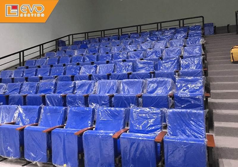Dự án ghế hội trường tại nhà hát Vĩnh Long (5)