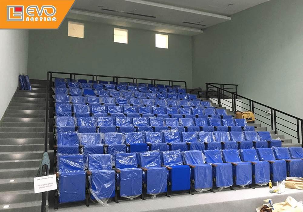 Dự án ghế hội trường tại nhà hát Vĩnh Long (6)