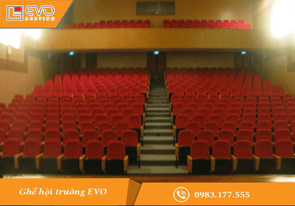 Dự án ghế hội trường tại Trường song ngữ Quốc tế Hanoi Academy (1)
