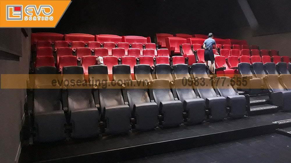 Toàn cảnh hội trường rạp chiếu phim Cinema Hội An