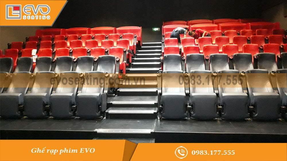 Dự án ghế rạp chiếu phim Cinema Hội An