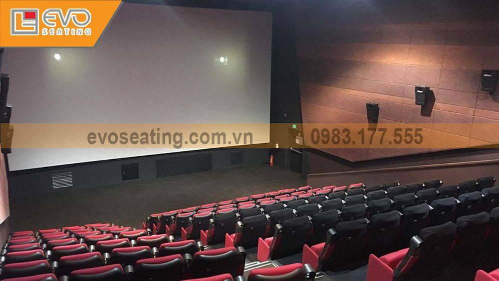 Dự án ghế rạp phim lotte cinema Hải Dương
