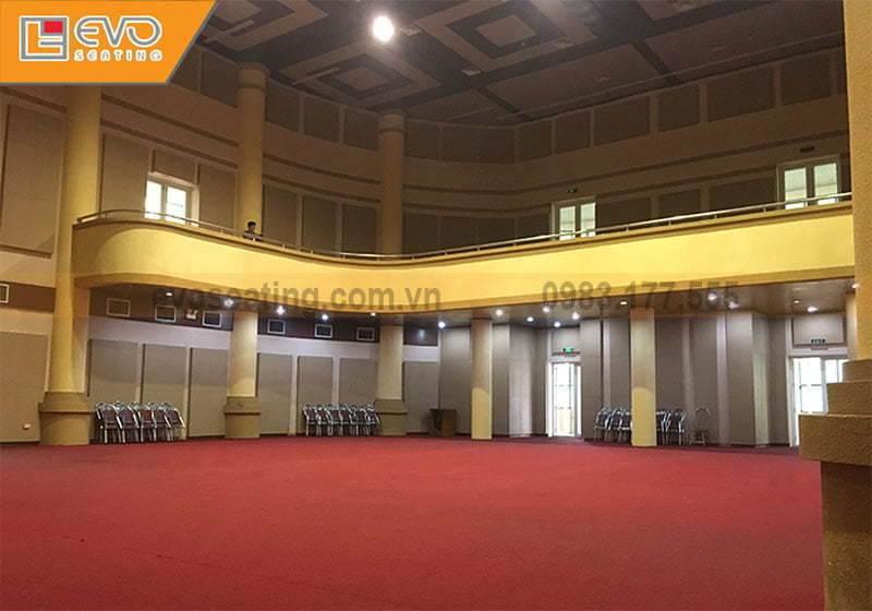 Dự án hội trường đa năng đài truyền hình Hải Phòng-2