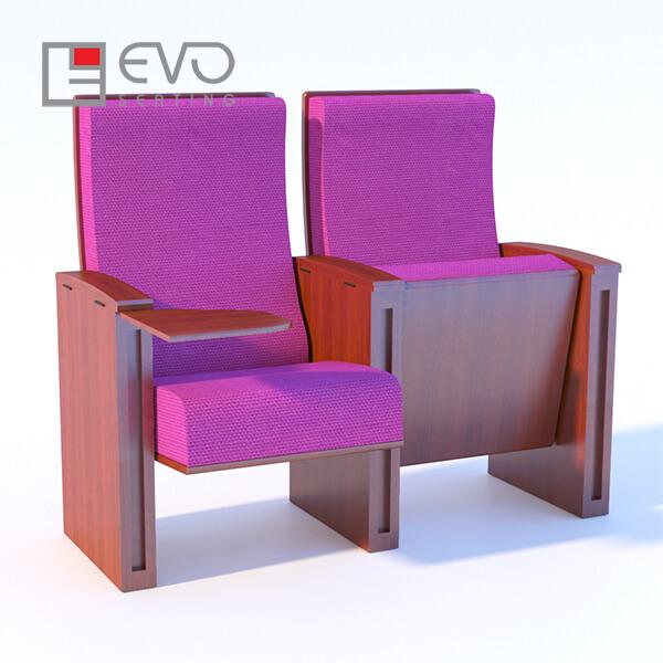 Ghế hội trường EVO9606P-B